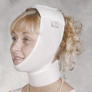 Kopf-, Kinn und Halsbandage Modell 201